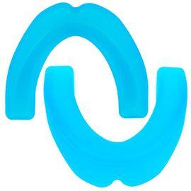 SPOKEY - KEIGO II - jednodílné chrániče čelisti modrá