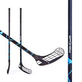 SPOKEY - MASSIG II Florbalová hokejka  L modrá
