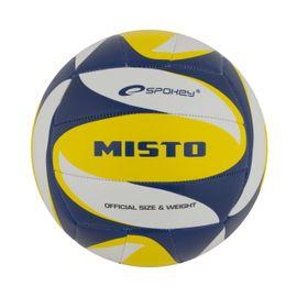 SPOKEY - MISTO Volejbalový míč modro-žlutý