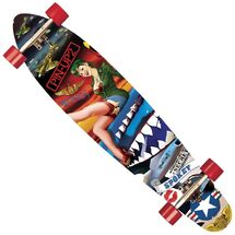 SPOKEY - PIN - UP 2 Longboard