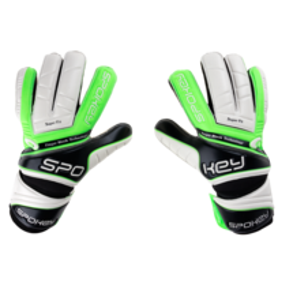 SPOKEY - TOUCH Brankářské rukavice zelené roz.8