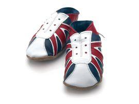 Starchild - Kožené botičky - UK Trainer - Kids - velikost XS 24-25 (2-3 roky)