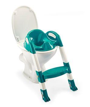 THERMOBABY - Židlička na WC Kiddyloo, Deep Peacock
