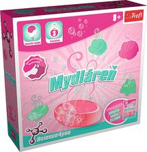 TREFL - Science 4 U - Výroba mýdla