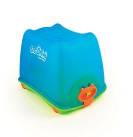 TRUNKI - Box na hračky - Modrý