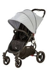 VALCO BABY - Kočárek sportovní - Valco SNAP 4 BLACK s polohovaním - šedý