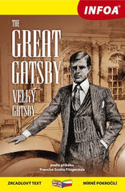 Velký Gatsby / Great Gatsby - Zrcadlová četba - Francis Scott Fitzgerald
