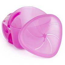VITAL BABY - Dětská miska Snackbox, růžová