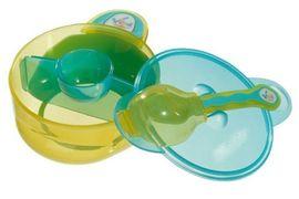VITAL BABY - Dětský první set - zeleno-žlutý