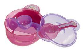 VITAL BABY - Dětský první set - fialovo-růžový