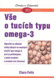 Vše o tucích typu omega-3 - Felix Clara