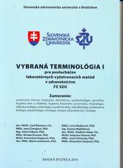 Vybraná terminológia I - Cyril Klement a kolektív