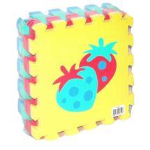 WIKY - Měkké puzzle bloky ovoce 30cm