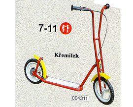 WIKY - Merkur E.1 Elektrický a magnetický