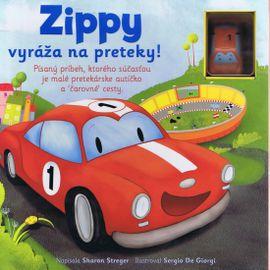 Zippy vyráža na preteky !