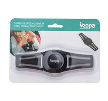 ZOPA - Zámek bezpečnostních pásů pro autosedačky