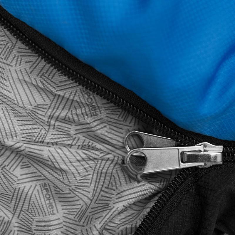 SPOKEY - ULTRALIGHT 600 II spací pytel černo modrý 1344ad6e69