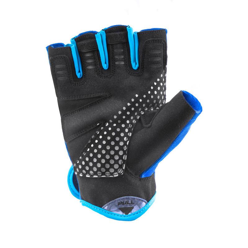 SPOKEY - ELENA II Dámské Fitness rukavice vel.S modro-tyrkysové ... a64b66dfde
