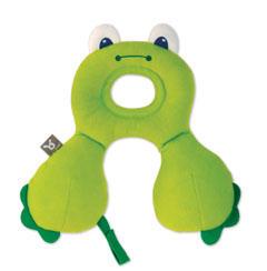 BENBAT- Nákrčník s opěrkou hlavy (0-12 měsíců) - žabka - Market-24.cz 33b41b06e4