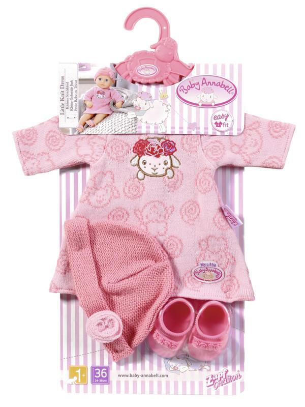 ZAPF - Baby Annabell Little Baby Fun 36 Cm - Market-24.cz