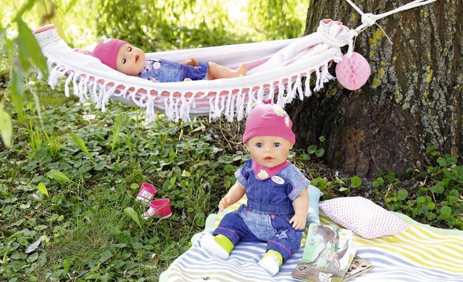 ZAPF CREATION - BABY Born Džínová souprava 824498 - Market-24.cz ac1b0e8fb1a