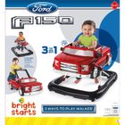 BRIGHT STARTS - Chodítko 3v1 Ford F-150 Red 6m+, 11 kg