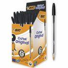 BIC - Pero Cristal Original černé 1,0mm