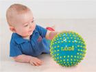 Senzorické míčky 3 ks modré