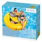 INTEX - 57254 Nafukovací ostrov Smajlík