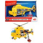 DICKIE TOYS - 3302003 Vrtulník 15 cm se světlem a zvukem