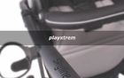 CASUALPLAY - Playxtrem Skyline Set  sportovní kočárek, korbička, autosedačka 0-13 kg, prebalovaci taška - Savanna