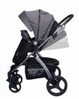 CASUALPLAY - Playxtrem Skyline Set  sportovní kočárek, korbička, autosedačka 0-13 kg, prebalovaci taška - Eclipse