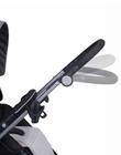 CASUALPLAY - Playxtrem Skyline Set  sportovní kočárek, korbička, autosedačka 0-13 kg, prebalovaci taška - Jeans