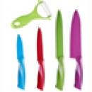 Nože, nůžky a ocieľky