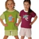 Oblečení pro děti a mámy