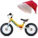 Vánoční tipy na kola, tříkolky, odrážedla