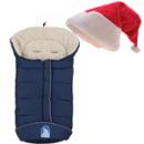 Vánoční tipy na fusaky, deky, nánožníky