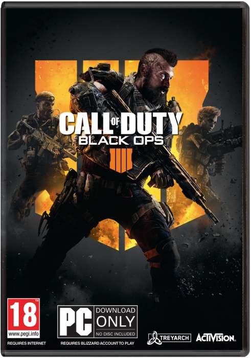 ACTIVISION-BLIZZARD - PC Call of Duty: Black Ops IV