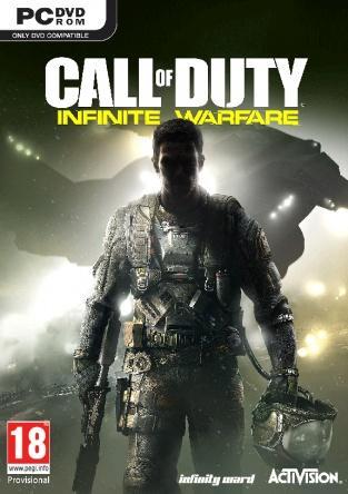 ACTIVISION-BLIZZARD - PC Call of Duty: Infinite Warfare, akční FPS hra na PC