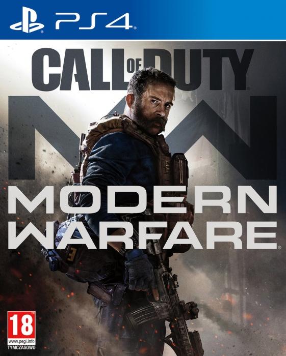 ACTIVISION-BLIZZARD - PS4 Call of Duty: Modern Warfare, Akční střílečka pro PS4
