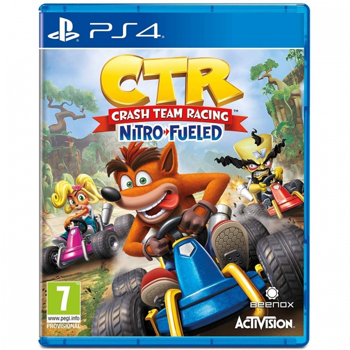 ACTIVISION-BLIZZARD - PS4 Crash Team Racing Nitro-Fueled