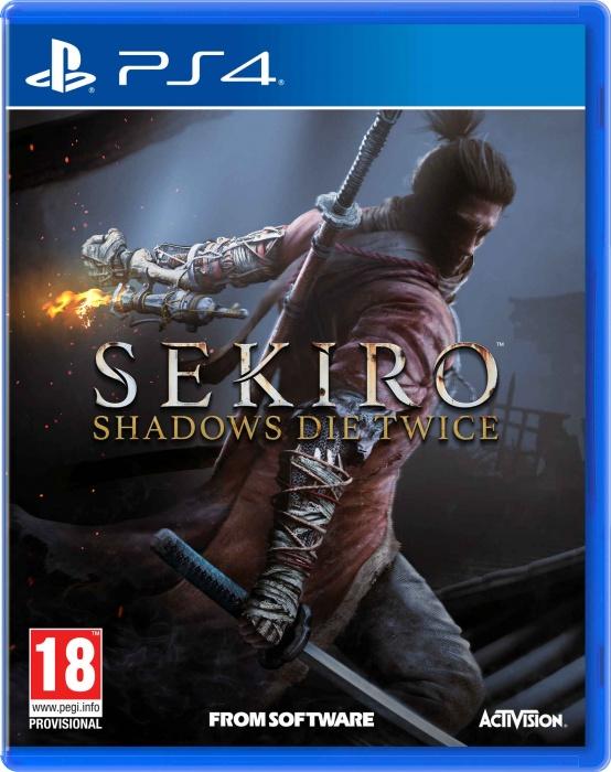 ACTIVISION-BLIZZARD - PS4 Sekiro: Shadows Die Twice