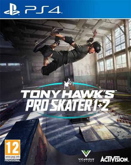 ACTIVISION-BLIZZARD - PS4 Tony Hawk´s Pro Skater 1+2