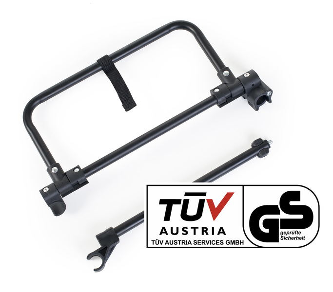 TFK - Adaptéry Twin Trail + 1x Duo X adapter T-006-45-TWT-1