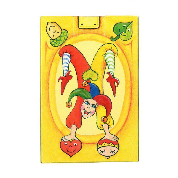 AKIM - Karty hrací - jednohlavé