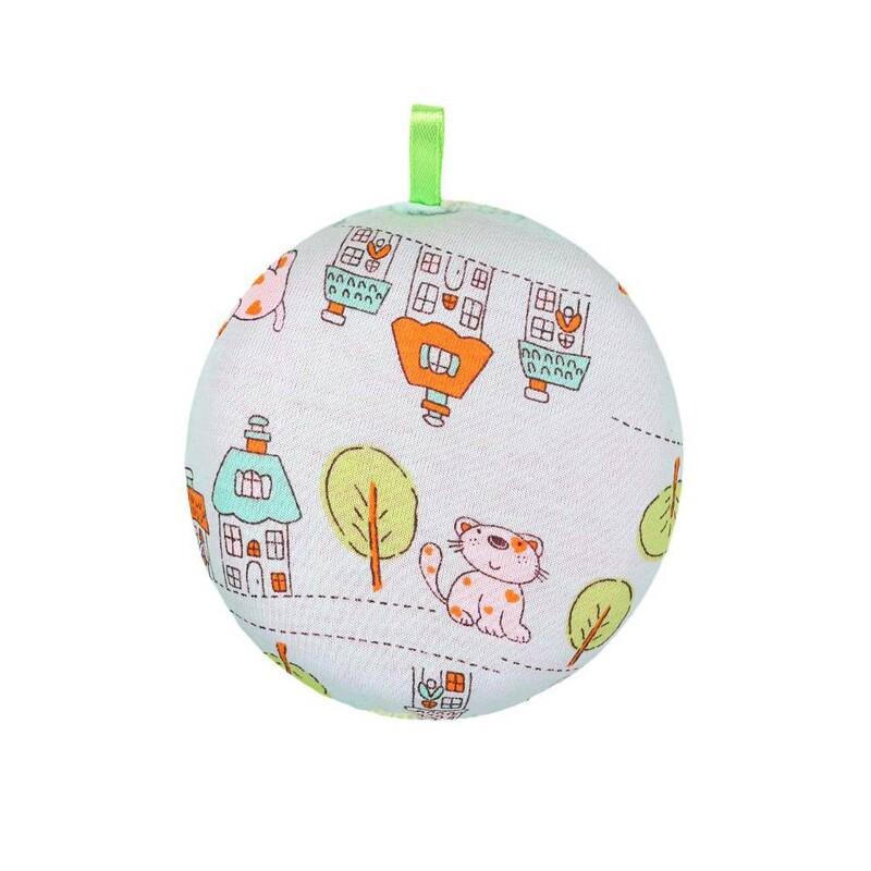 AKUKU - Dětská houbička na mytí pro kluky