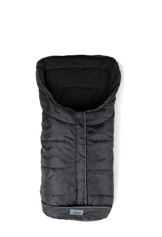 ALTABÉBÉ - Fusak zimní Easy Lux černo - černá