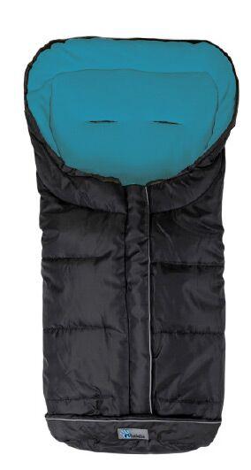 ALTABÉBÉ - Fusak zimní Easy Lux černo - modrá