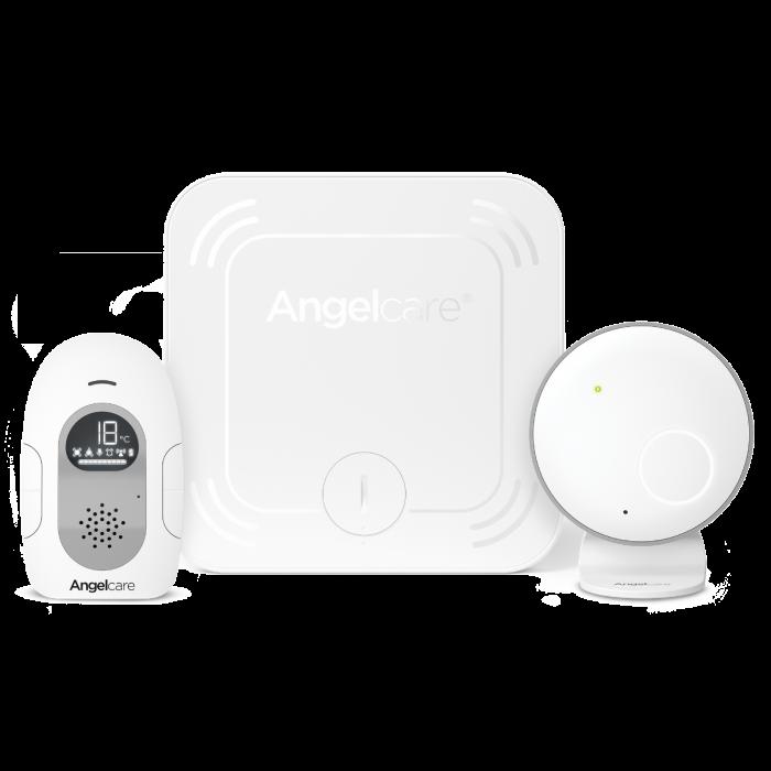 ANGELCARE - AC127 Monitor dechu a elektronická audio pestúnka