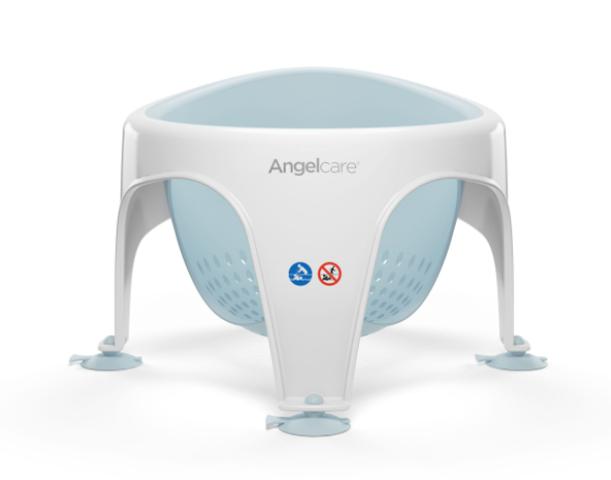 ANGELCARE - Sedátko do vany Light Aqua